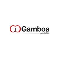 Logo Gamboa Construtora